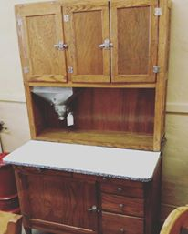 Museum Monday: Hoosier-Style Kitchen Cabinet-#BLOG365 Day 45 | Jill ...