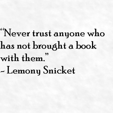 lemony-snicket-never-trust-anyone